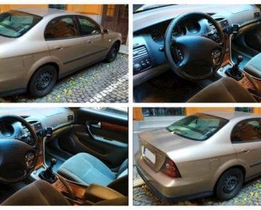 Do 6.8.2019 Aukce automobilu Chevrolet Evanda. Vyvolávací cena 19.000 Kč, ➡️ ID604345
