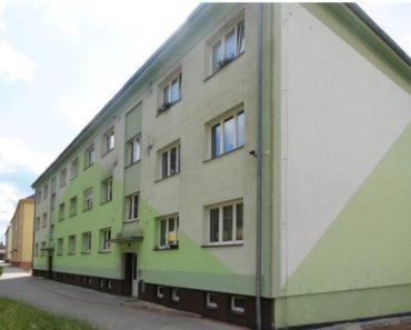 Do 26.8.2019 Výběrové řízení na prodej nemovitosti (Byt 2+1). Min. kupní cena 450.000 Kč, ➡️ ID602417