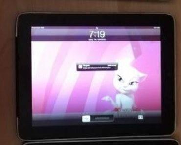 9.9.2019 Dražba tabletu (Tablet IPad MB294LL). Vyvolávací cena 900 Kč, ➡️ ID607289
