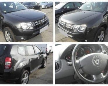 3.8.2019 Dražba automobilu Dacia Duster. Vyvolávací cena 171.000 Kč, ➡️ ID601390