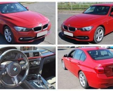 3.8.2019 Dražba automobilu BMW 320D XDRIVE. Vyvolávací cena 315.000 Kč, ➡️ ID607547