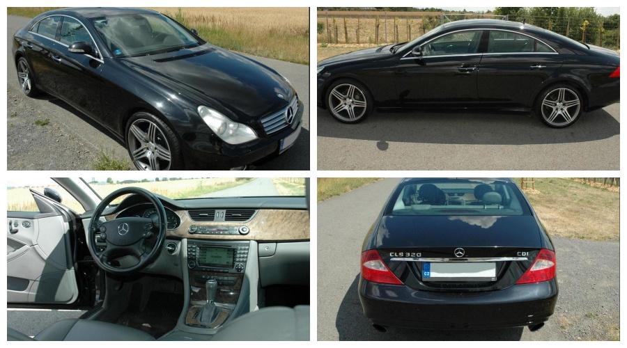 Do 23.8.2019 Aukce automobilu Mercedes-Benz CLS 320 CDI. Vyvolávací cena 199.900 Kč, ➡️ ID608219