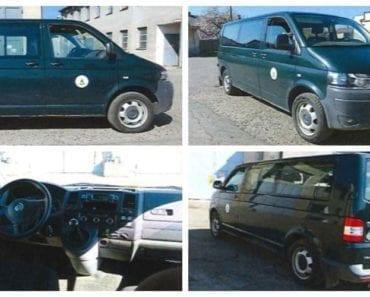 Do 26.7.2019 Výběrové řízení na prodej automobilu VW Transporter. Min. kupní cena 185.500 Kč, ➡️ ID601684