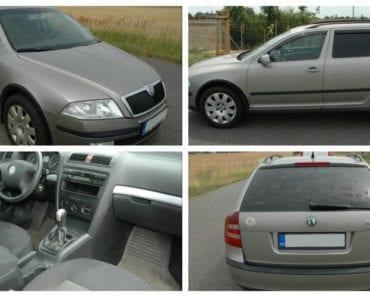 Do 23.8.2019 Aukce automobilu Škoda Octavia 1,9 TDI 4X4. Vyvolávací cena 80.000 Kč, ➡️ ID608231