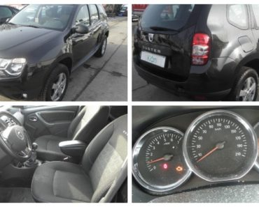 3.8.2019 Dražba automobilu Dacia Duster. Vyvolávací cena 171.000 Kč, ➡️ ID585623