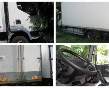 2.8.2019 Dražba nákladního automobilu DAF LF 45. Vyvolávací cena 40.000 Kč, ➡️ ID595483