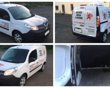 27.8.2019 Dražba automobilu Renault Kangoo Express. Vyvolávací cena 96.800 Kč, ➡️ ID611882