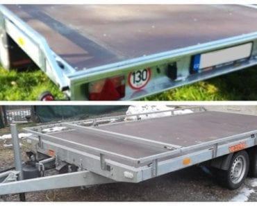 14.8.2019 Dražba vozíku Přívěs nákladní VEZEKO. Vyvolávací cena 25.000 Kč, ➡️ ID606044