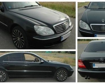 Do 25.8.2019 Aukce automobilu Mercedes-Benz. Vyvolávací cena 51.000 Kč, ➡️ ID611955
