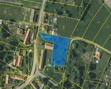 5.9.2019 Dražba nemovitosti (Pozemky - trvalý travní porost). Vyvolávací cena 655.000 Kč, ➡️ ID607689