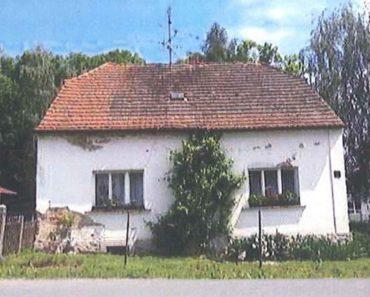 Nemovitost z insolvenčního rejstříku (Rodinný dům se zahradou). Kč, ➡️ ID600224