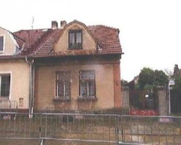 31.7.2019 Dražba nemovitosti (Rodinný dům, Soběslav). Vyvolávací cena 1.050.000 Kč, ➡ ID606058