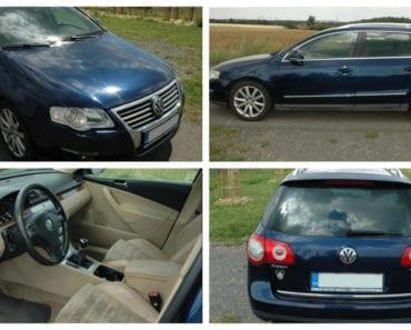 Do 13.9.2019 Aukce automobilu VW Passat 2,0 TDI. Vyvolávací cena 60.000 Kč, ➡️ ID617496