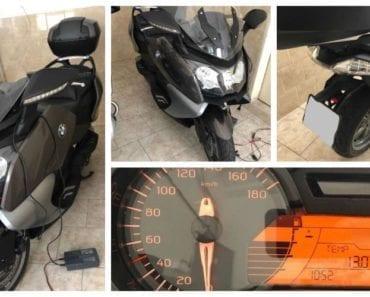 Do 14.9.2019 Výběrové řízení na prodej motocyklu Motocykl BMW. Min. kupní cena 150.000 Kč, ➡️ ID619699