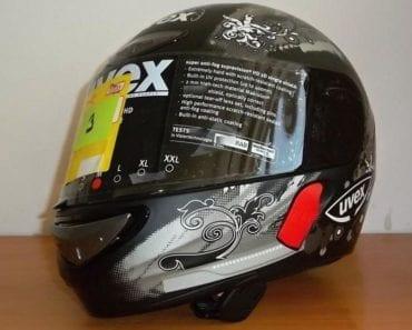 10.9.2019 Dražba ostatních movitých věcí (Moto helma Louis Uvex 50493603, vel. M). Vyvolávací cena 1.000 Kč, ➡️ ID617433