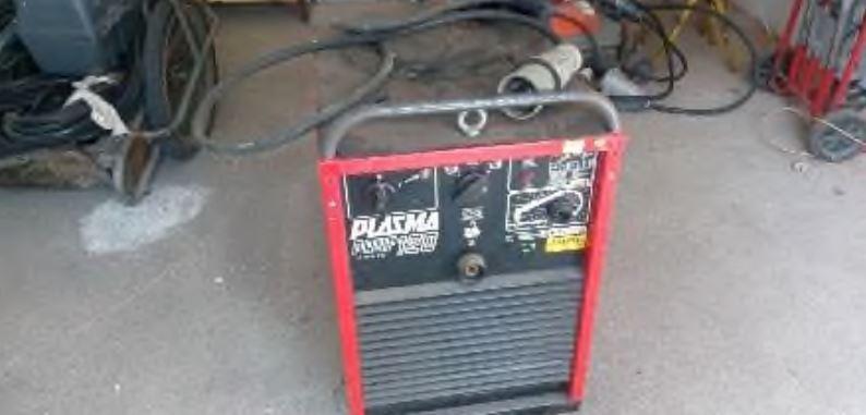 29.8.2019 Dražba stroje (Palící stroj PLASMA PRO). Vyvolávací cena 2.900 Kč, ➡️ ID621216