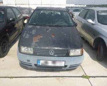 12.9.2019 Dražba automobilu VW Polo. Vyvolávací cena 100 Kč, ➡️ ID615280