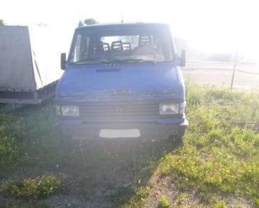 29.8.2019 Dražba nákladního automobilu Peugeot. Vyvolávací cena 300 Kč, ➡️ ID614591