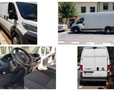 9.9.2019 Dražba nákladního automobilu Fiat Ducato. Vyvolávací cena 140.000 Kč, ➡️ ID616545