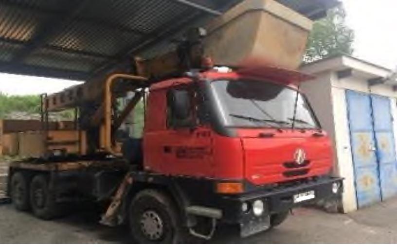 Do 29.8.2019 Výběrové řízení na prodej vozidla Tatra 815. Min. kupní cena 144.837 Kč, ➡️ ID621199