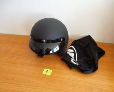 10.9.2019 Dražba ostatních movitých věcí (Moto helma Louis MTR 21573104, vel. L). Vyvolávací cena 1.000 Kč, ➡️ ID617426