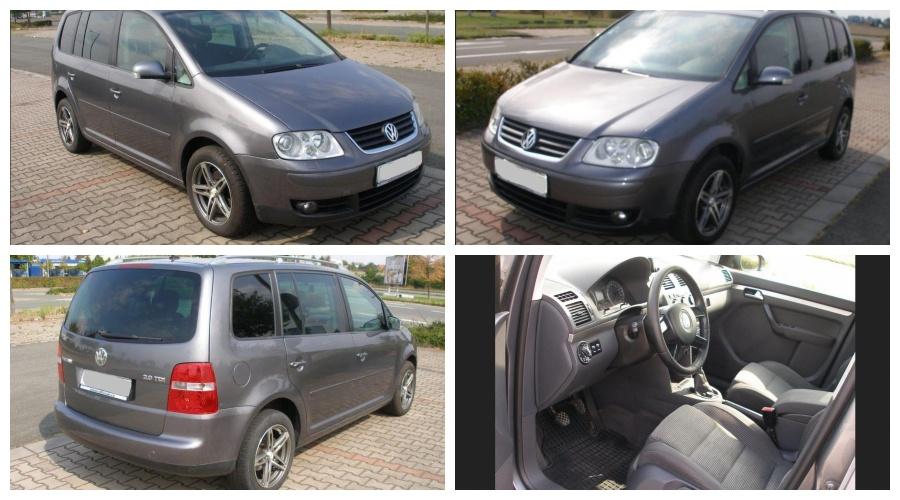 Zisková Dražba VW Touran 2.0 TDI – vydraženo jen za 50.000 Kč