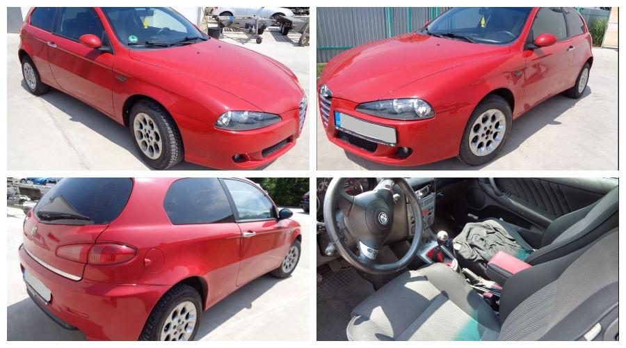 Zisková Dražba Alfa Romeo 147 1.9 – Uživatel vydražil vozidlo za cca 1/2 ceny