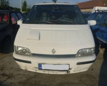 29.8.2019 Dražba automobilu Renault. Vyvolávací cena 300 Kč, ➡️ ID614876