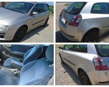 19.9.2019 Dražba automobilu Fiat Stilo 1.6. Vyvolávací cena 20.000 Kč, ➡️ ID615343