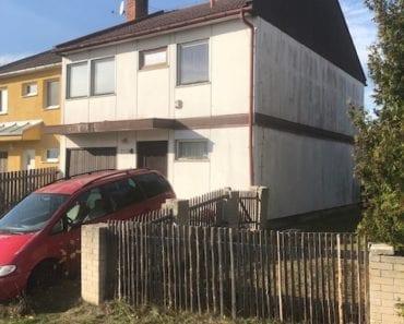 15.10.2019 Dražba nemovitosti (Řadový dům). Vyvolávací cena 933.333 Kč, ➡️ ID620823