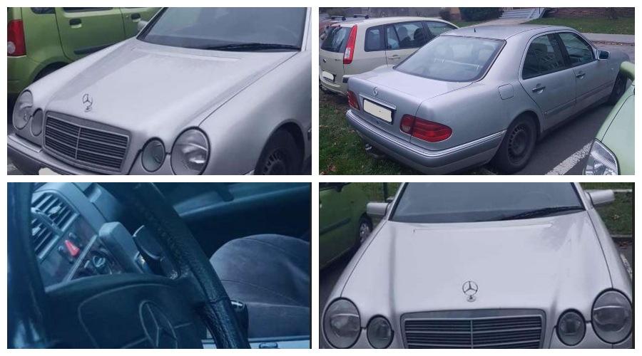 Do 9.10.2019 Výběrové řízení na prodej automobilu Mercedes-Benz E 290 TD. Min. kupní cena - - prodej nejvyšší nabídce Kč, ➡️ ID640832