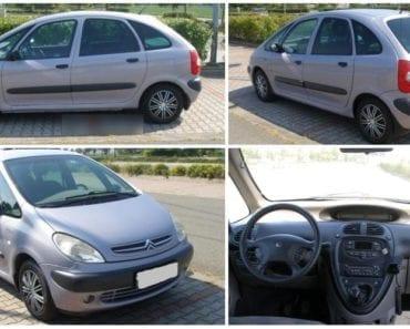 2.10.2019 Dražba automobilu Citroën Xsara Picasso 2.0HDI. Vyvolávací cena 1.000 Kč, ➡️ ID632413