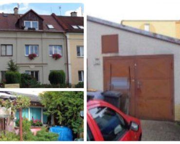Nemovitost z insolvenčního rejstříku (2 byty, garáž, letní domek a pozemky). Kč, ➡️ ID644759
