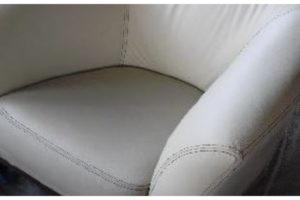 7.10.2019 Dražba nábytku (Křeslo, kůže béžová). Vyvolávací cena 2.400 Kč, ➡️ ID645322