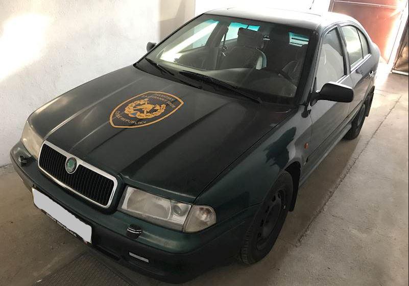 Do 4.10.2019 Výběrové řízení na prodej automobilu Škoda Octavia 1.8. Min. kupní cena 6.860 Kč, ➡️ ID642216