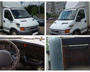 9.10.2019 Dražba nákladního automobilu IVECO DAILY UNIJET 35C. Vyvolávací cena 29.000 Kč, ➡️ ID640385