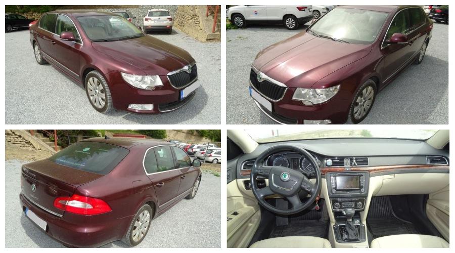 Do 4.10.2019 Výběrové řízení na prodej automobilu Škoda Superb sedan 3.6, 4x4. Min. kupní cena 179.000 Kč, ➡️ ID640805