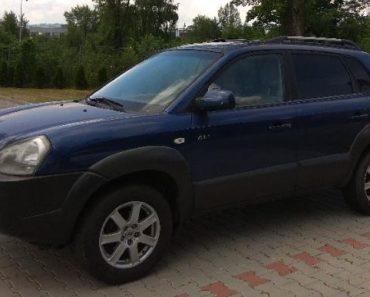 25.10.2019 Dražba automobilu Hyundai Tucson. Vyvolávací cena 60.500 Kč, ➡️ ID647412