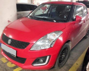 15.10.2019 Dražba automobilu Suzuki Swift 1.2. Vyvolávací cena 180.000 Kč, ➡️ ID643265