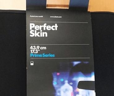 3.10.2019 Dražba tašek na notebook Dicota PerfektSkin - 10 kusů. Vyvolávací cena 1.100 Kč.