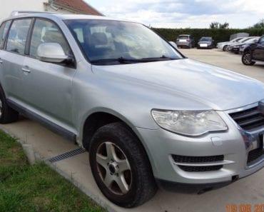 17.10.2019 Dražba automobilu Volkswagen Touareg 7L. Vyvolávací cena 72.600 Kč, ➡️ ID640073