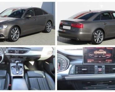 4.10.2019 Dražba automobilu Audi A6 3.0 TDI. Vyvolávací cena 160.000 Kč, ➡️ ID640472