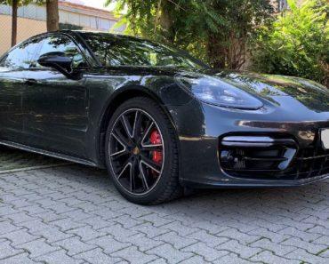 15.10.2019 Aukce automobilu Porsche Panamera II Turbo 4.0 I. Vyvolávací cena 3.500.000 Kč, ➡️ ID643898
