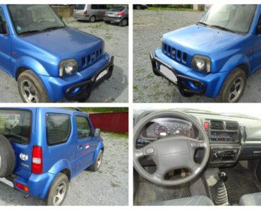 Do 18.10.2019 Výběrové řízení na prodej automobilu Suzuki Jimny 1.3 4x4. Min. kupní cena 49.000 Kč, ➡️ ID645522