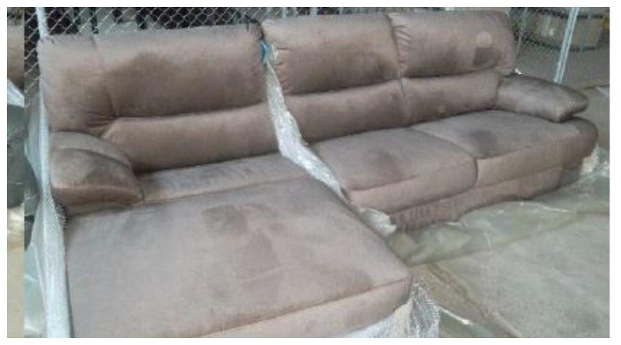 7.10.2019 Dražba nábytku (Sedačka rozkládací, úložné prostory). Vyvolávací cena 8.200 Kč, ➡️ ID645300