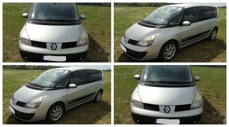 Do 30.11.2019 Výběrové řízení na prodej automobilu Renault Espace 1.9 DCi. Prodej nejvyšší nabídce, ➡️ ID641585