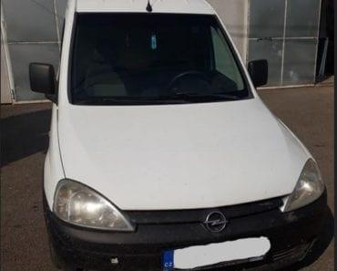 9.10.2019 Dražba automobilu Opel 1.4 Combo-C-VAN. Vyvolávací cena 9.000 Kč, ➡️ ID641126