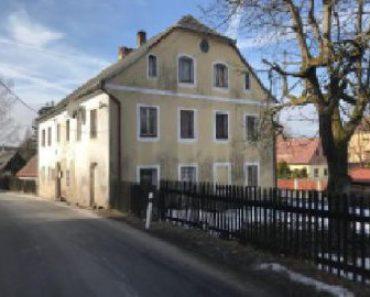10.10.2019 Dražba nemovitosti (Rodinný dům, Brtníky). Vyvolávací cena 826.000 Kč, ➡ ID644786