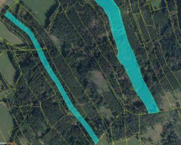 24.9.2019 Dražba nemovitosti (Pozemek o velikosti 118262 m2, Dolní Studénky). Vyvolávací cena 768.000 Kč, ➡ ID645282