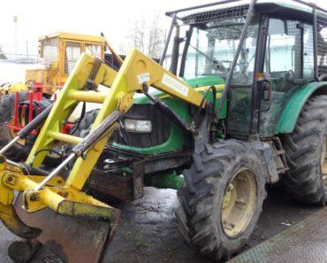 Do 15.10.2019 Výběrové řízení na prodej traktoru Traktor JOHN DEER 5820. Min. kupní cena 217.000 Kč, ➡️ ID642073